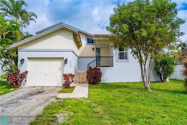 7731 NW 42nd St, Davie, FL 33024 (MLS #F10218788) :: The Howland Group