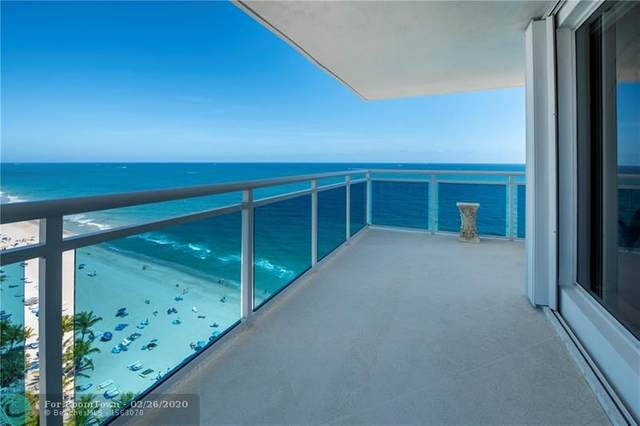 3430 Galt Ocean Dr #1606, Fort Lauderdale, FL 33308 (MLS #F10218793) :: Green Realty Properties