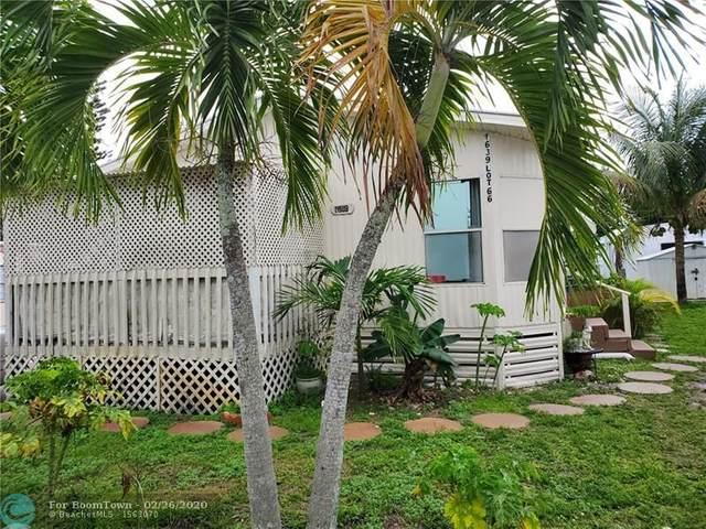 1639 SW 6 DRIVE, Pompano Beach, FL 33060 (MLS #F10218795) :: United Realty Group