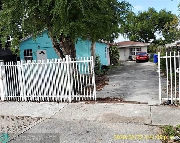 1385 NW 29 TE, Miami, FL 33142 (#F10218807) :: Realty100