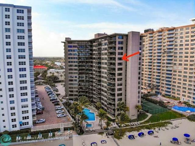 3800 Galt Ocean Dr #1206, Fort Lauderdale, FL 33308 (MLS #F10218822) :: RE/MAX