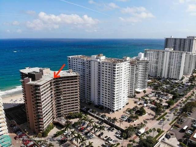 3800 Galt Ocean Dr Ph 7, Fort Lauderdale, FL 33308 (MLS #F10218823) :: RE/MAX