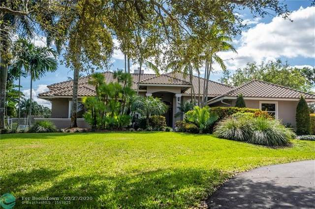 11800 Piccadilly Pl, Davie, FL 33325 (MLS #F10218828) :: Green Realty Properties