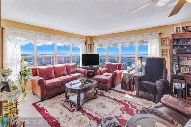 3900 Galt Ocean Dr 2105A, Fort Lauderdale, FL 33308 (MLS #F10218839) :: Green Realty Properties