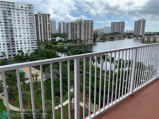 2801 NE 183rd St 1108W, Aventura, FL 33160 (MLS #F10218840) :: Berkshire Hathaway HomeServices EWM Realty