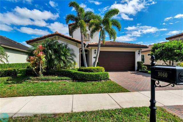9060 Carrington Ave, Parkland, FL 33076 (MLS #F10218844) :: Berkshire Hathaway HomeServices EWM Realty