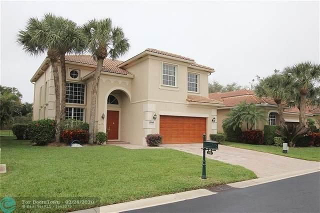 5701 Via De La Plata Circle, Delray Beach, FL 33484 (MLS #F10218861) :: Green Realty Properties