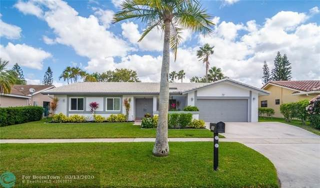 510 SW 168th Ter, Weston, FL 33326 (MLS #F10218882) :: THE BANNON GROUP at RE/MAX CONSULTANTS REALTY I