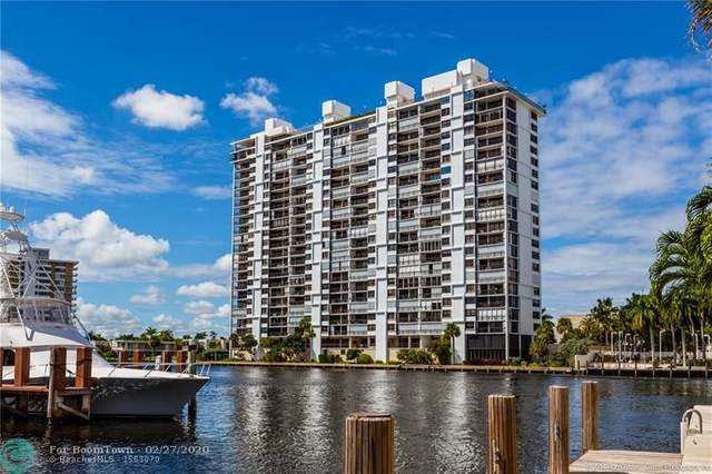 936 Intracoastal Dr 9C, Fort Lauderdale, FL 33304 (MLS #F10218888) :: Elite Properties and Investments
