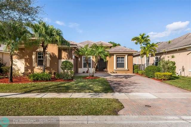 11845 NW 78th Pl, Parkland, FL 33076 (MLS #F10218900) :: Berkshire Hathaway HomeServices EWM Realty