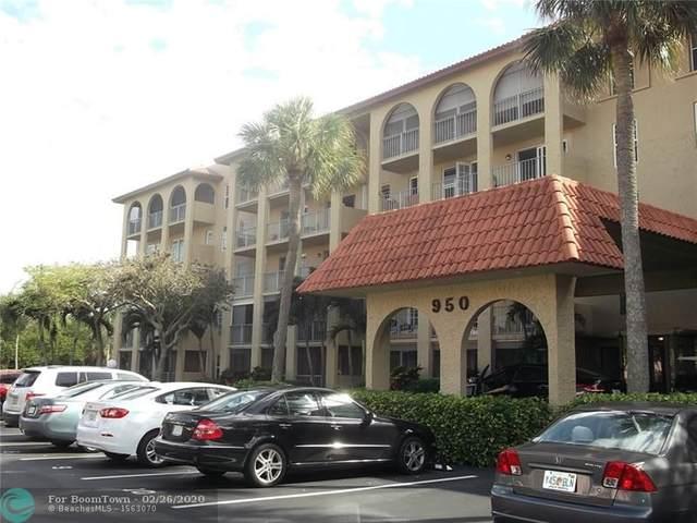 950 Ponce De Leon Rd #201, Boca Raton, FL 33432 (MLS #F10218913) :: Green Realty Properties