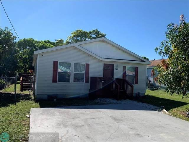 716 21st St, West Palm Beach, FL 33407 (MLS #F10218975) :: Green Realty Properties
