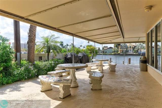 3300 NE 36th St 112A, Fort Lauderdale, FL 33308 (MLS #F10218984) :: The Howland Group