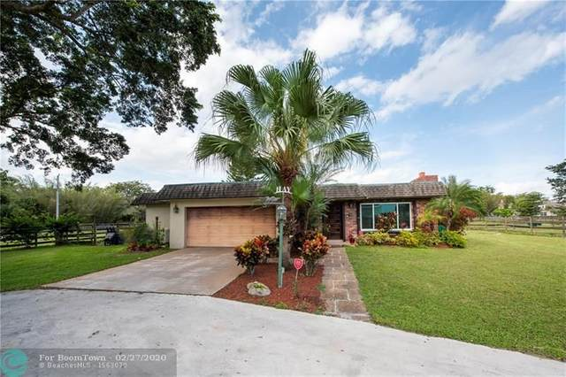 12751 SW 56th St, Southwest Ranches, FL 33330 (MLS #F10218997) :: United Realty Group