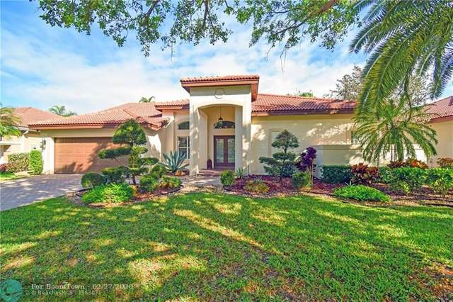 10353 NW 54TH PL, Coral Springs, FL 33076 (MLS #F10219000) :: Laurie Finkelstein Reader Team