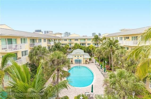 1515 E Broward Blvd #409, Fort Lauderdale, FL 33301 (MLS #F10219089) :: Berkshire Hathaway HomeServices EWM Realty