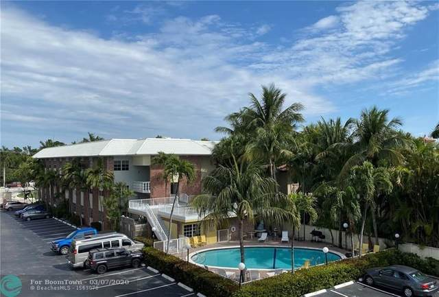2426 SE 17th Street A205, Fort Lauderdale, FL 33316 (MLS #F10219096) :: The Howland Group