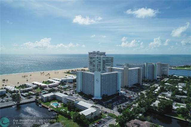 1900 S Ocean Dr #703, Fort Lauderdale, FL 33316 (MLS #F10219103) :: Berkshire Hathaway HomeServices EWM Realty