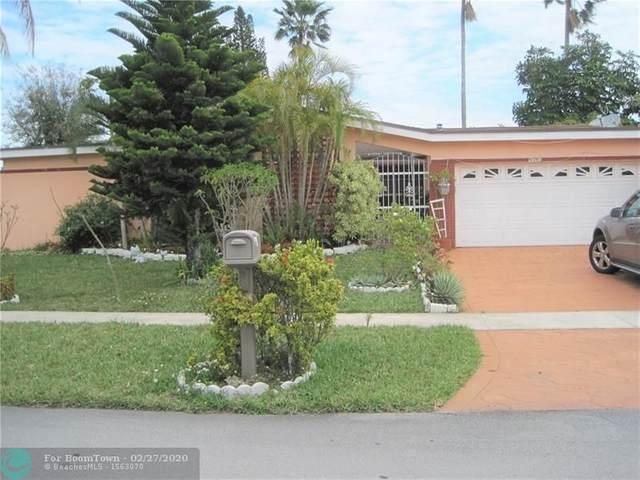 9791 NW 24 Court, Sunrise, FL 33322 (MLS #F10219133) :: Berkshire Hathaway HomeServices EWM Realty