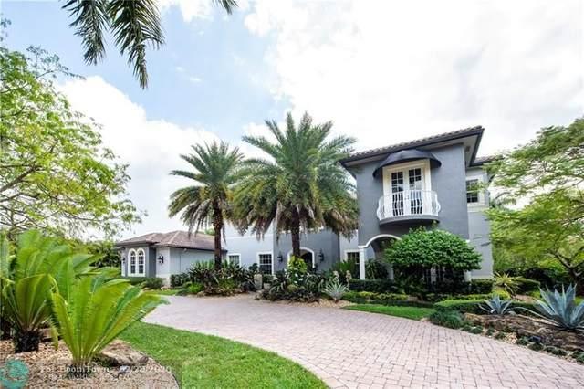 11740 SW 1st Ct, Plantation, FL 33325 (MLS #F10219159) :: GK Realty Group LLC