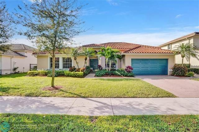4270 NW 53rd Ct, Coconut Creek, FL 33073 (MLS #F10219161) :: Castelli Real Estate Services