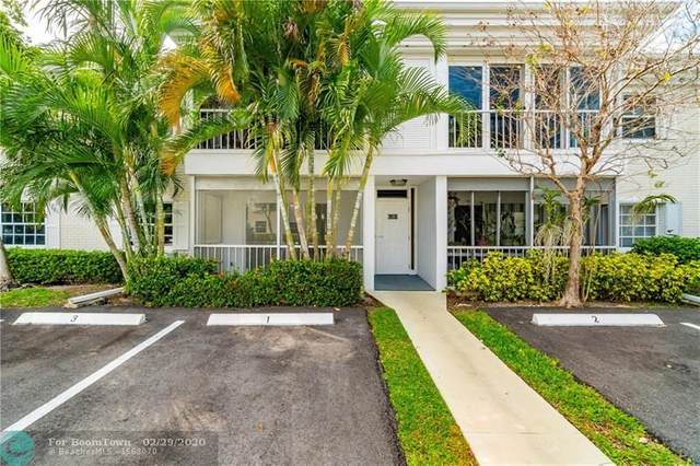 6397 Bay Club Dr #1, Fort Lauderdale, FL 33308 (MLS #F10219323) :: The Howland Group