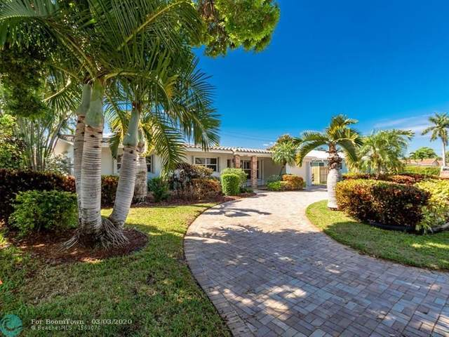 2220 NE 34th Ct, Lighthouse Point, FL 33064 (MLS #F10219409) :: Green Realty Properties