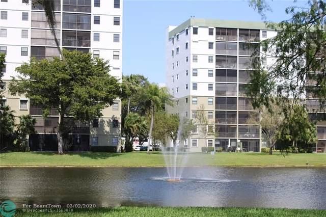 2334 S Cypress Bend Dr #104, Pompano Beach, FL 33069 (MLS #F10219484) :: Laurie Finkelstein Reader Team