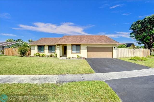 5571 SW 10th Pl, Margate, FL 33068 (MLS #F10219533) :: ONE Sotheby's International Realty