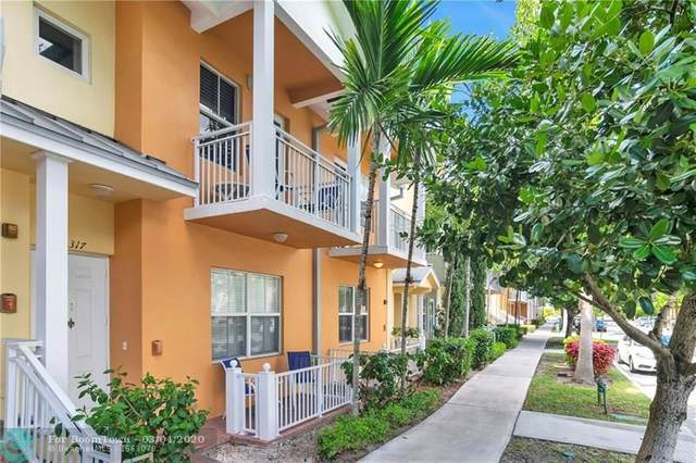 317 SW 13th Ter #317, Fort Lauderdale, FL 33312 (MLS #F10219538) :: RE/MAX
