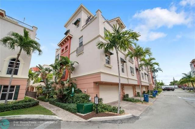 1033 NE 17th Way #1104, Fort Lauderdale, FL 33304 (MLS #F10219588) :: THE BANNON GROUP at RE/MAX CONSULTANTS REALTY I