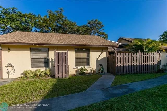 121 Gate Rd 2-64, Hollywood, FL 33024 (MLS #F10219606) :: Green Realty Properties