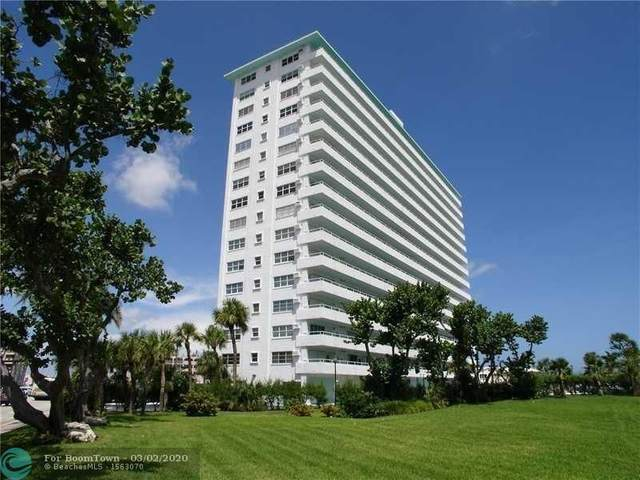 4050 N Ocean Dr #1205, Lauderdale By The Sea, FL 33308 (MLS #F10219647) :: THE BANNON GROUP at RE/MAX CONSULTANTS REALTY I