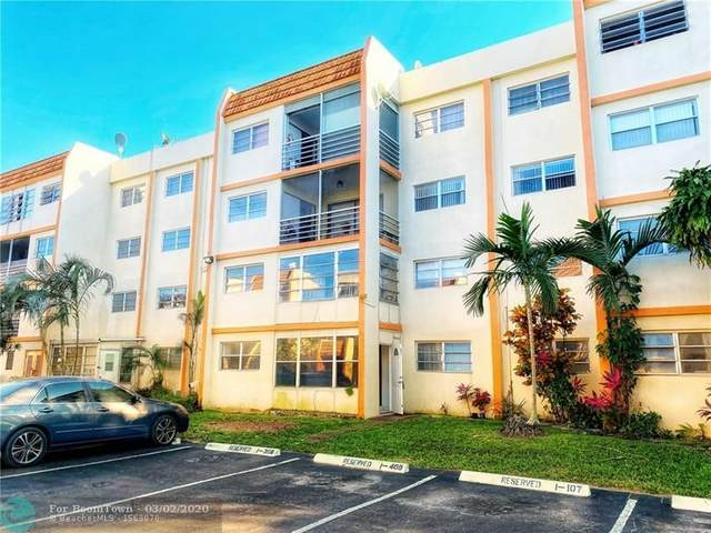 2201 NW 41st #108, Lauderhill, FL 33313 (MLS #F10219657) :: The Howland Group