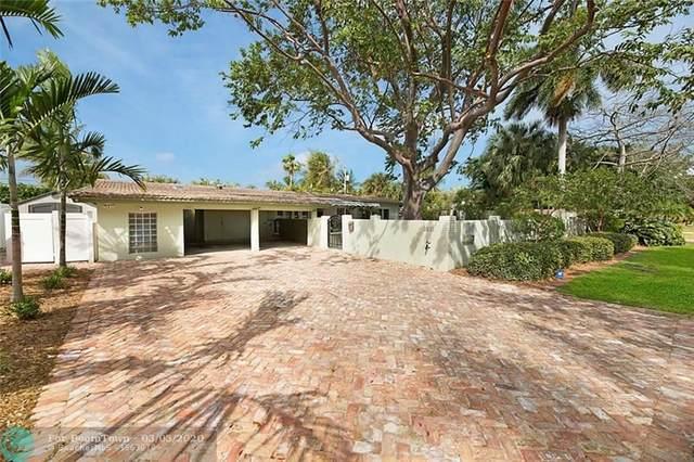 2633 NE 27th Ct, Fort Lauderdale, FL 33306 (MLS #F10220082) :: Lucido Global