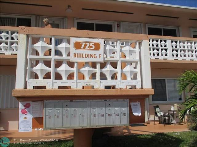 725 SW 11th Ave #18, Hallandale, FL 33009 (#F10220083) :: The Rizzuto Woodman Team
