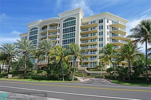 1063 Hillsboro Mile #205, Hillsboro Beach, FL 33062 (MLS #F10220091) :: Dalton Wade Real Estate Group