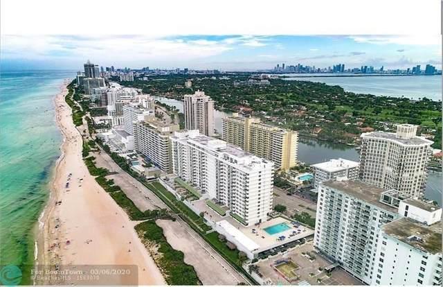 5601 Collins Ave #1021, Miami Beach, FL 33140 (#F10220428) :: Ryan Jennings Group