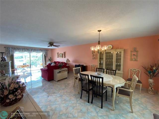 4141 NE 44th Ave #315, Lauderdale Lakes, FL 33319 (MLS #F10220455) :: Berkshire Hathaway HomeServices EWM Realty