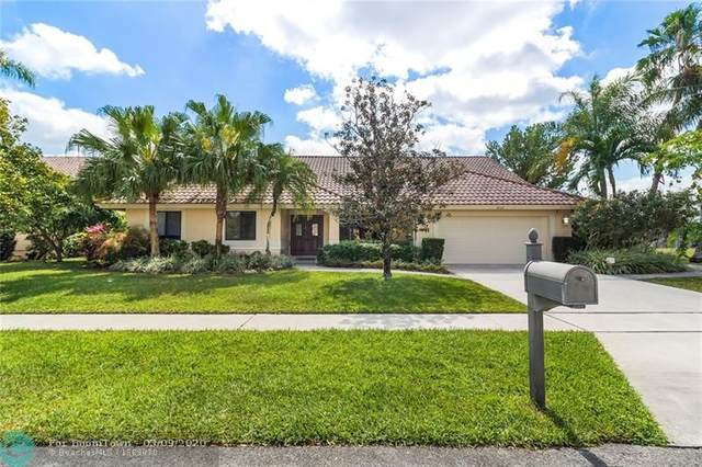 10120 SW 5th St, Plantation, FL 33324 (MLS #F10220536) :: THE BANNON GROUP at RE/MAX CONSULTANTS REALTY I