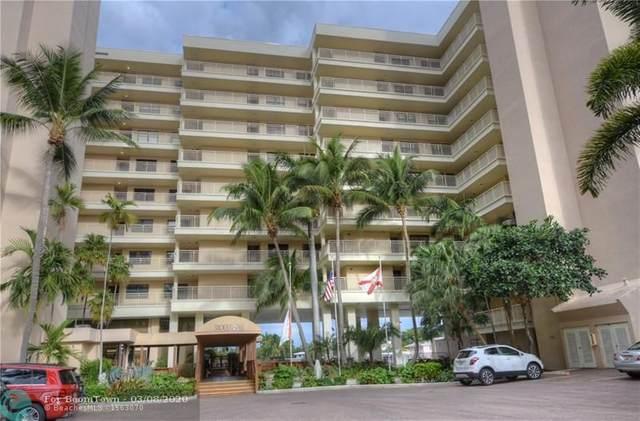 3100 NE 48th St #101, Fort Lauderdale, FL 33308 (MLS #F10220835) :: Berkshire Hathaway HomeServices EWM Realty