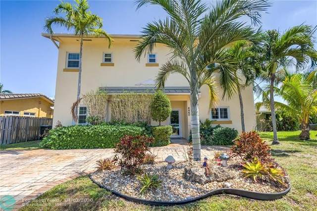 4460 SW 27th Ave, Fort Lauderdale, FL 33312 (MLS #F10220866) :: The Howland Group