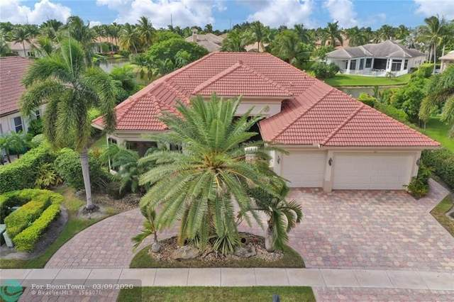 707 Coconut Palm Ter, Plantation, FL 33324 (MLS #F10220874) :: THE BANNON GROUP at RE/MAX CONSULTANTS REALTY I