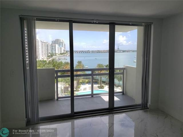1500 Bay Rd 828S, Miami Beach, FL 33139 (MLS #F10220979) :: The O'Flaherty Team