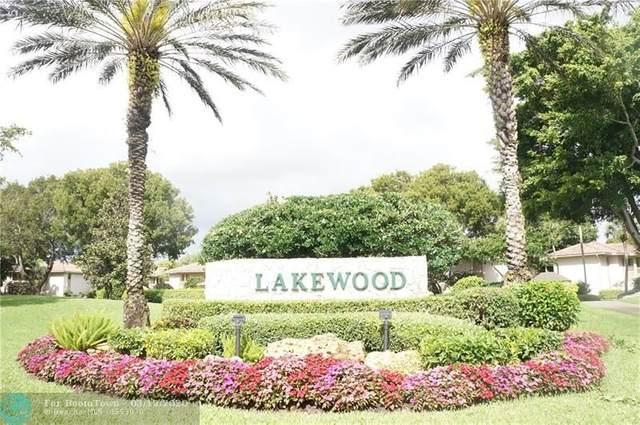 7786 Lakeside Blvd #634, Boca Raton, FL 33434 (MLS #F10220993) :: Berkshire Hathaway HomeServices EWM Realty