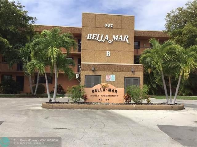 367 S Federal Hwy C419, Deerfield Beach, FL 33441 (MLS #F10221254) :: Berkshire Hathaway HomeServices EWM Realty