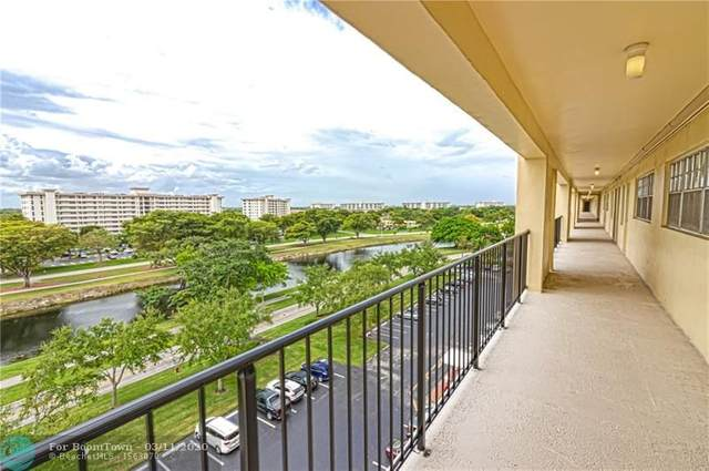 3250 N Palm Aire Dr #802, Pompano Beach, FL 33069 (MLS #F10221435) :: Laurie Finkelstein Reader Team