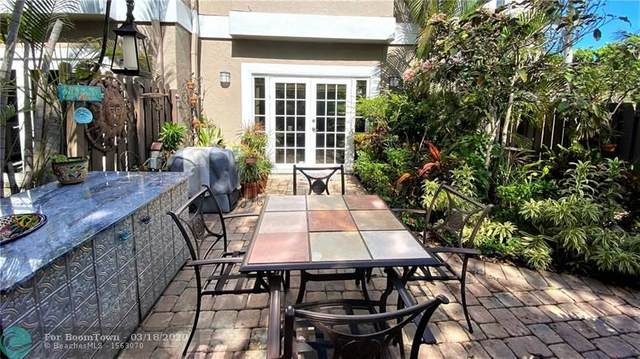1301 Bayview Dr #7, Fort Lauderdale, FL 33304 (MLS #F10221440) :: Green Realty Properties