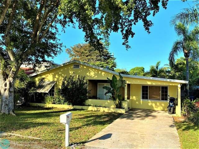 2513 NE 8th Ave, Wilton Manors, FL 33305 (MLS #F10221466) :: The O'Flaherty Team