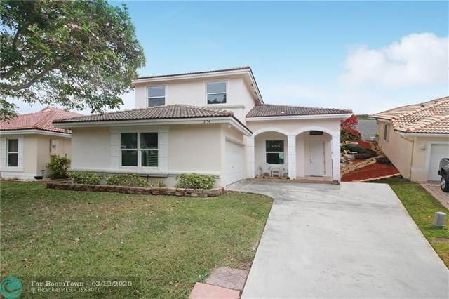 3754 Coco Lake Dr, Coconut Creek, FL 33073 (MLS #F10221477) :: Castelli Real Estate Services